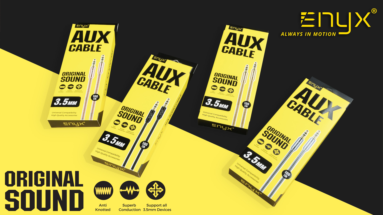 AUX cable  Enyx สายAUX อีนิกซ์