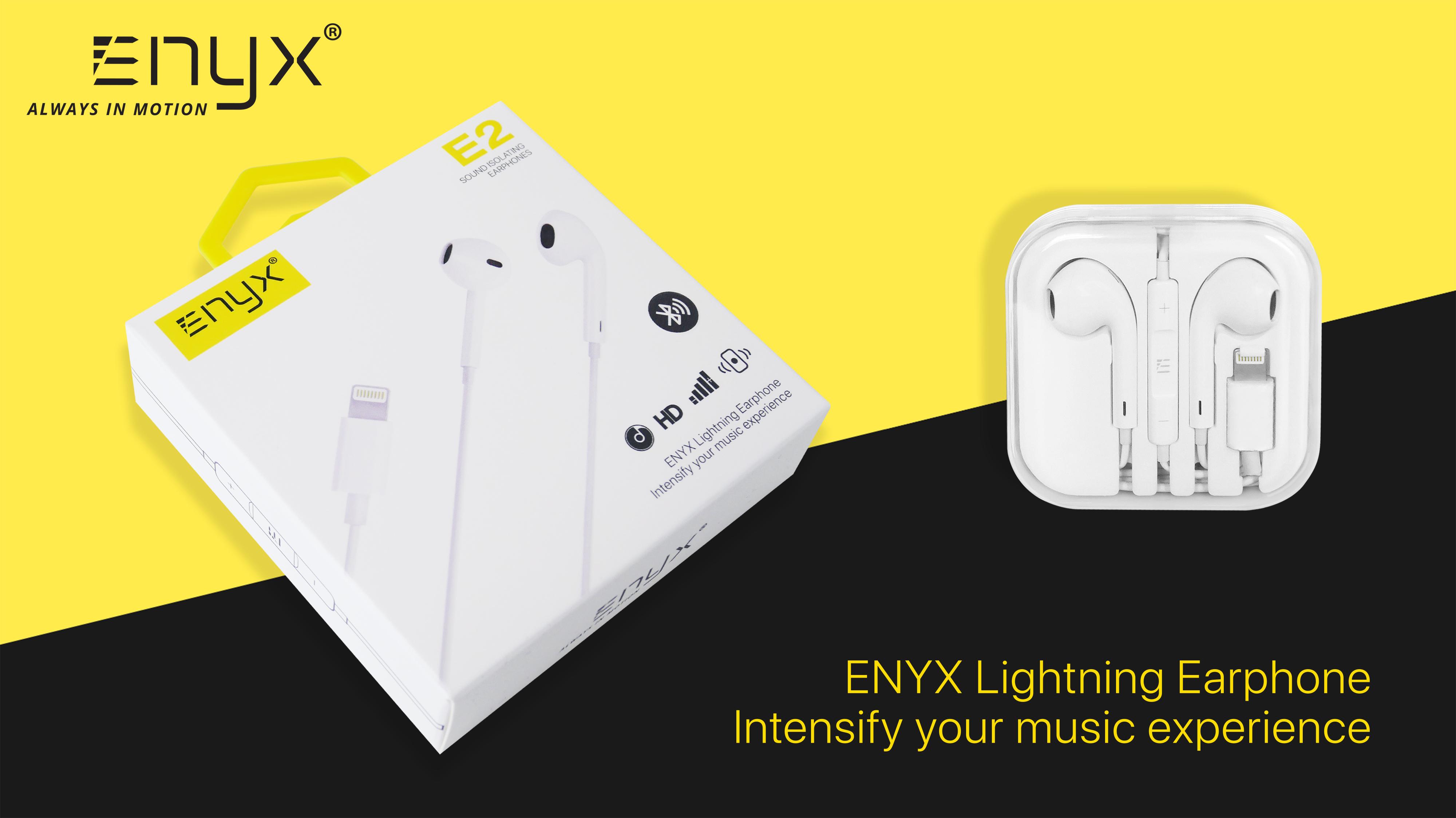 EE02 หูฟัง Earphone อินิกซ์ Enyx