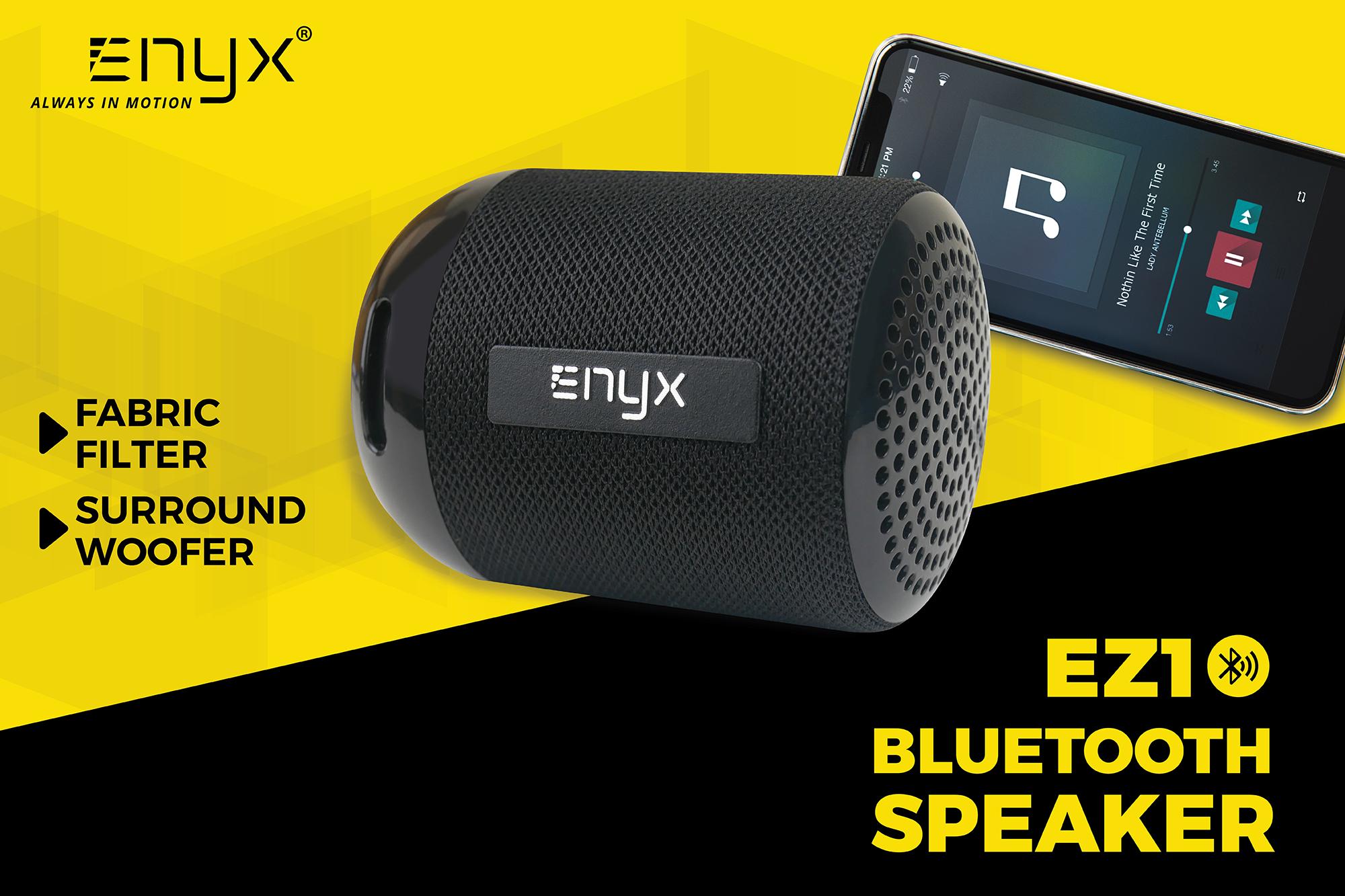 EZ1 ลำโพงบลูทูธ อินิกซ์ Enyx Bluetooth 4.2   4.1
