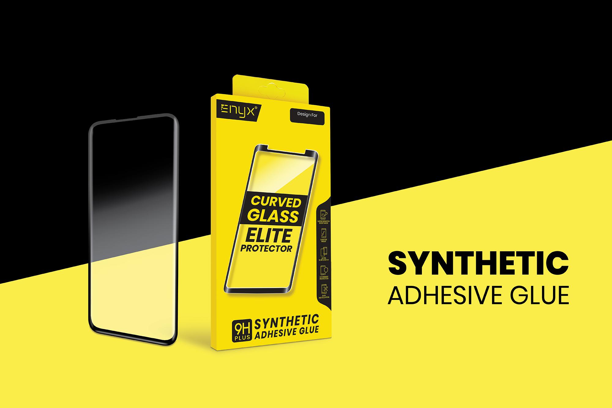 ฟิล์มกระจก ฟิล์ม Synthetic Glue enyx อีนิกซ์